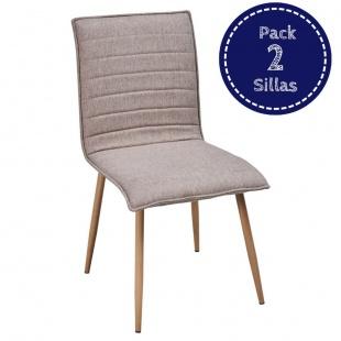 Pack 2 sillas Milos