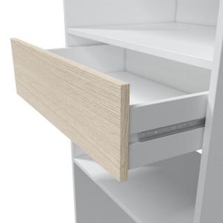Vista cajón armario vestidor 1 cajón.