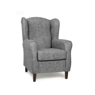 Sillón fijo Simphony color Marengo, muy cómodo, confortable, resistente y barato. Sayez