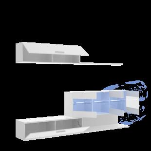 Salón Blanco con Leds