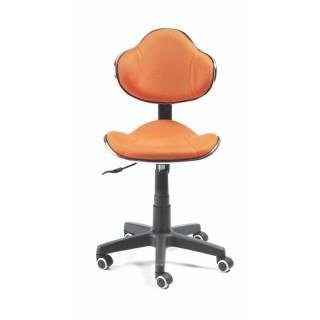 Silla infantil Bambola color naranja, cómoda, ergonómica, transpirable y barata. Sayez