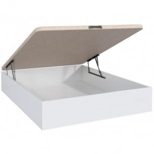 Canapé Basic con Tapa 135x190 Blanco