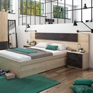 Dormitorio matrimonio Oxido