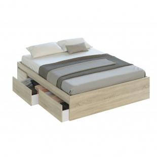 Conjunto dormitorio Oxido con Armario